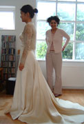 Imtaz wedding dress - Cristal Hwee-Peng Lee